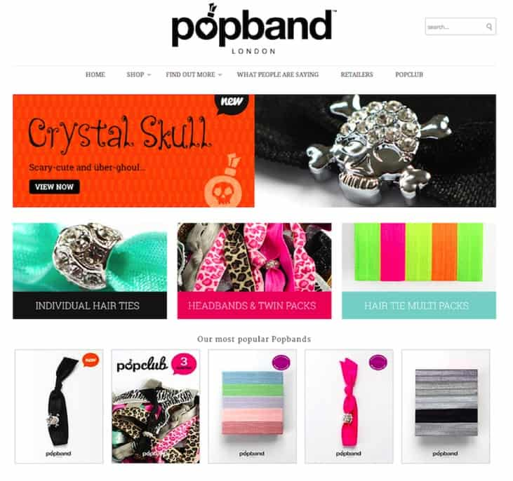 Best Sellers Popband