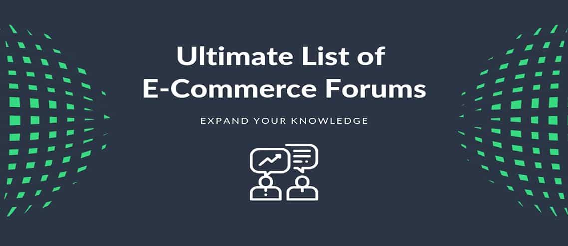 E-Commerce Forums
