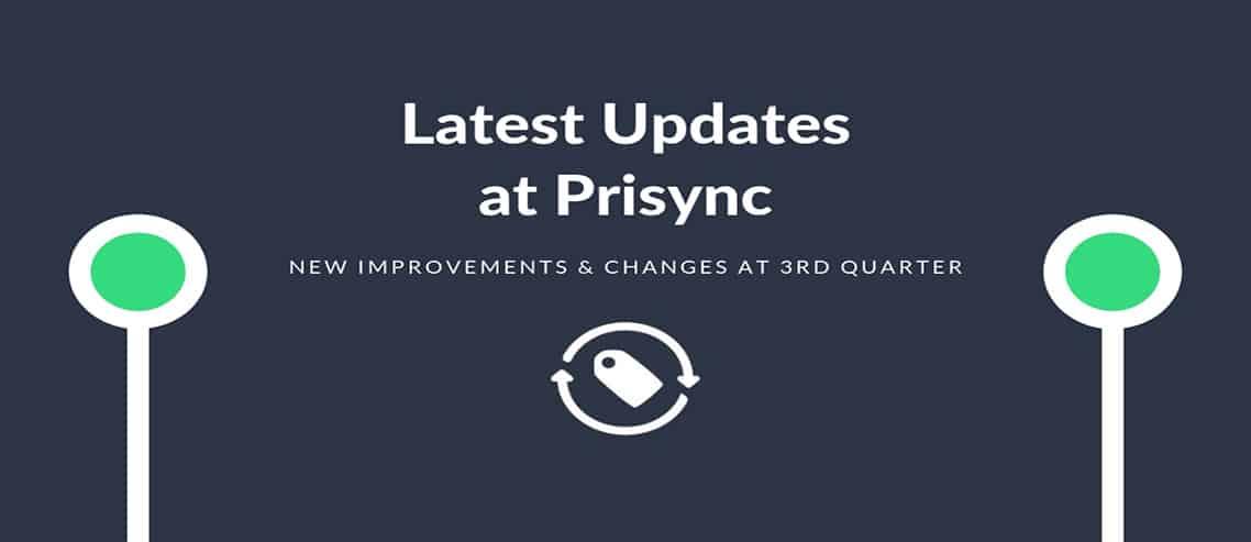 Prisync Updates 02