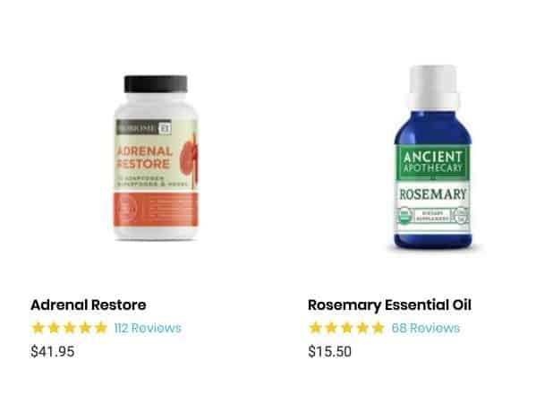 Dr Axe Supplements