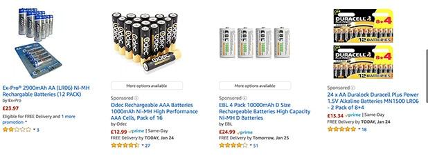 Amazon Retail Algorithm