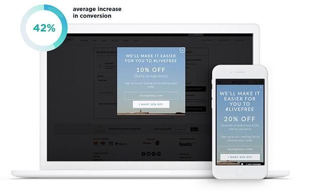 E-commerce Customer Retention Tool Nosto