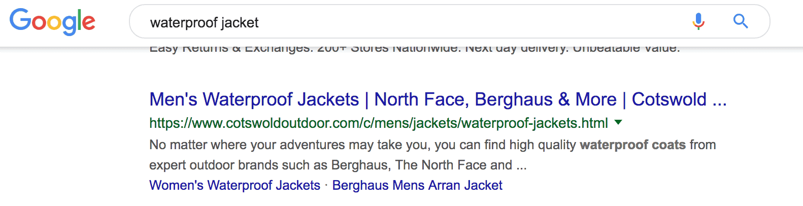 Waterproof Jacket Google Search Results