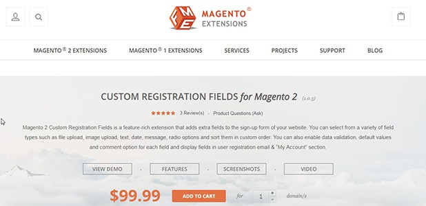 Magento 2 Custom Registration Fields Extension