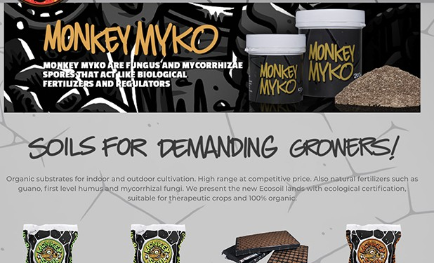 Monkey Myko Branding