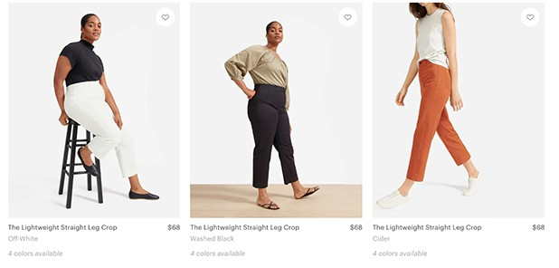 Everlane's Pricing Strategy