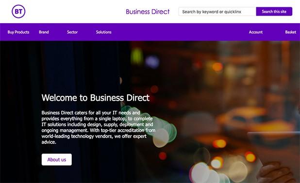 Business Direct Unique Selling Proposition