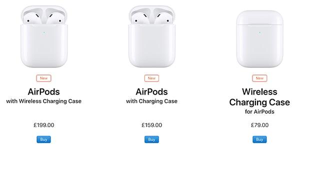 Airpods Premium Pricing