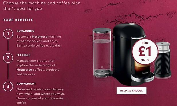 Coffee Subscription Model
