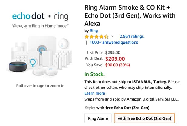 Price Anchoring Amazon