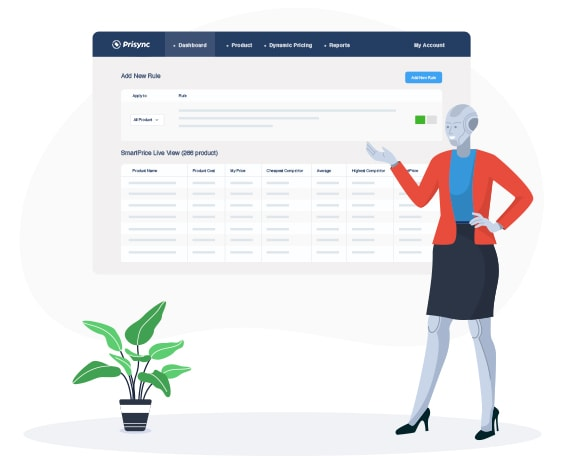 Dynamic Pricing Software Robot
