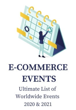 Ecommerce Events List
