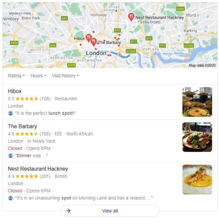 Location Data